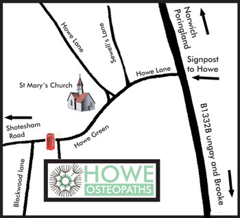 Find Howe Osteopaths
